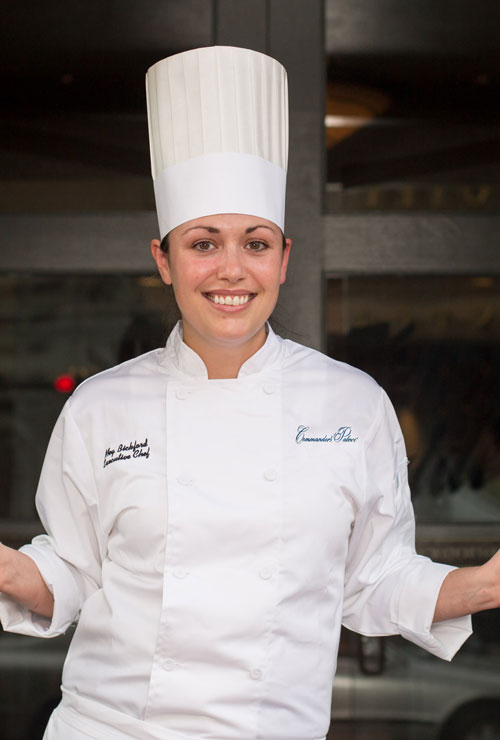 Chef Dominique Macquet