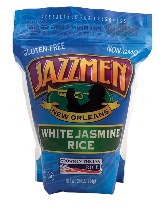 Jazzmen Aromatic White Rice